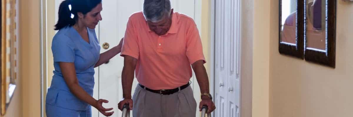 post hospital caregiving