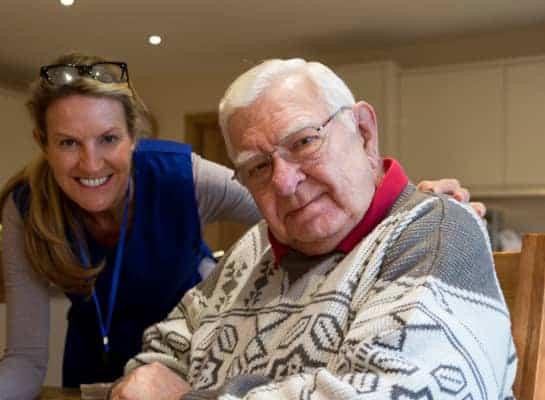 Home Care for Seniors and a PSW Caregiver