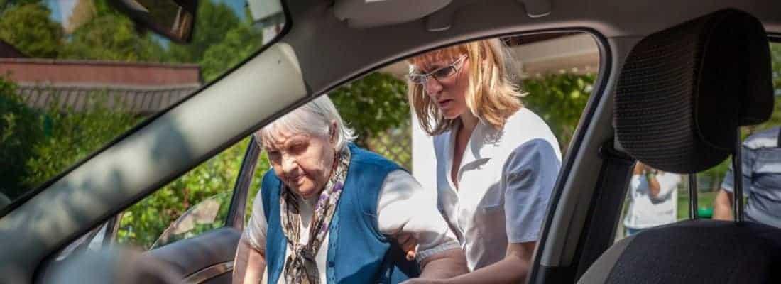transportation services for elderly